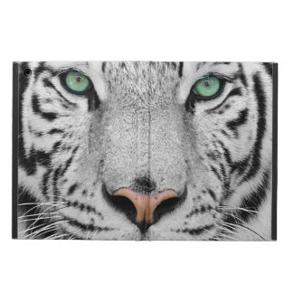 White Tiger iPad Air Cover