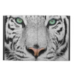 White Tiger iPad Air Covers