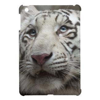 White Tiger Cover For The iPad Mini