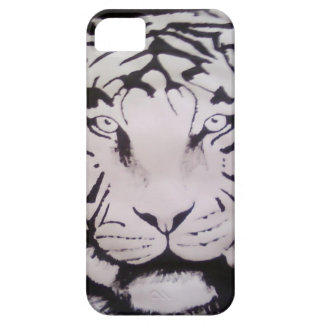 WHITE TIGER IPHONE5 CASE