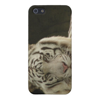 White Tiger iPhone 4 Case - Animal Photos