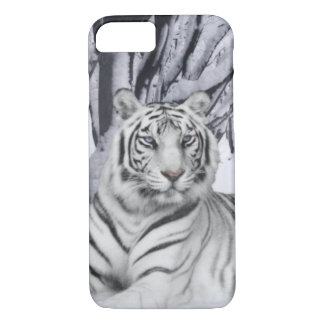 White TIger iPhone 7 Case