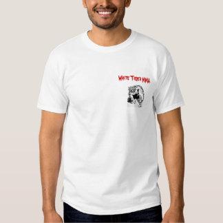 White Tiger MMA T-shirt