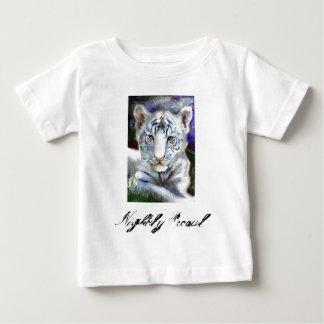 white-tiger   Nightly Prowl T-Shirt