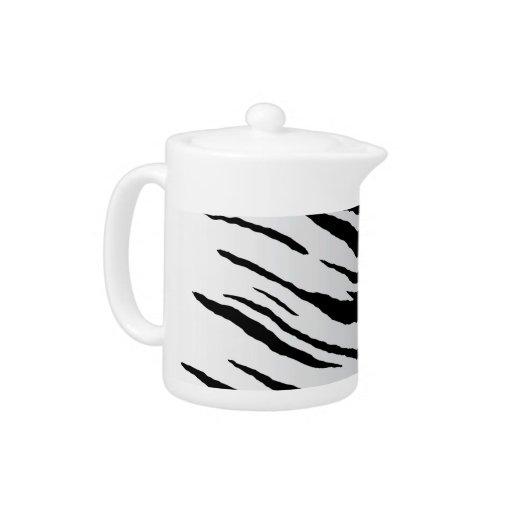 White Tiger or Zebra Striped