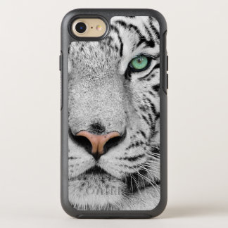 White Tiger OtterBox Symmetry iPhone 8/7 Case