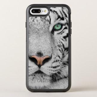 White Tiger OtterBox Symmetry iPhone 8 Plus/7 Plus Case