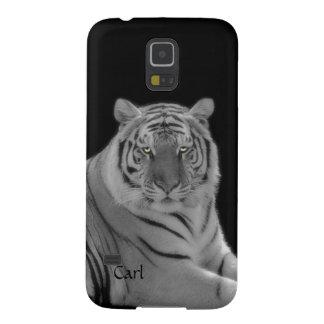 White Tiger Photograph Samsung Galxay Nexus Case Galaxy S5 Case