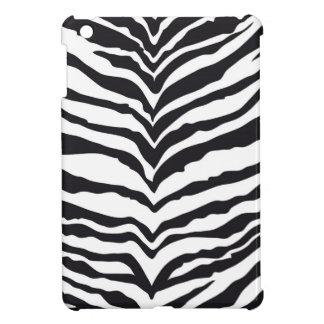 White Tiger Print Case For The iPad Mini