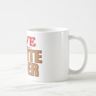 White Tiger Save Coffee Mug