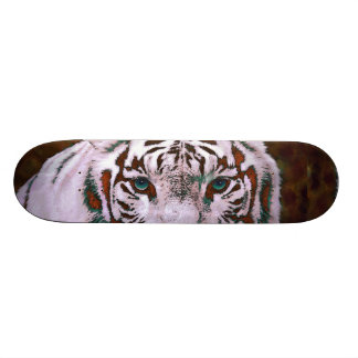 white tiger skateboard