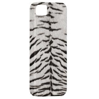 White Tiger Skin Print iPhone5 case