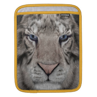 White Tiger Sleeve For iPads