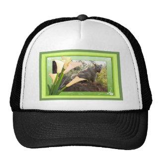 white-tiger-st-patricks-0088 trucker hat