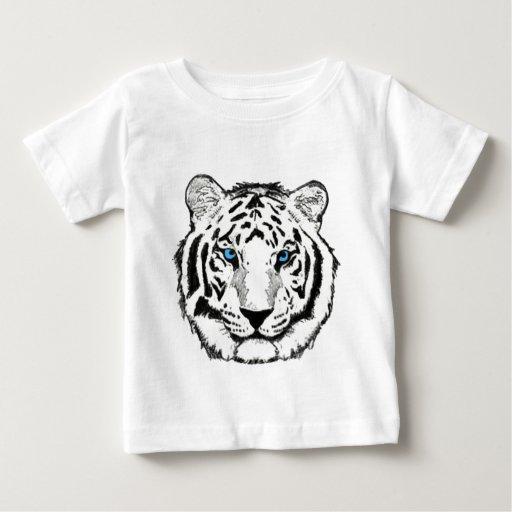 White Tiger toddler TShirt