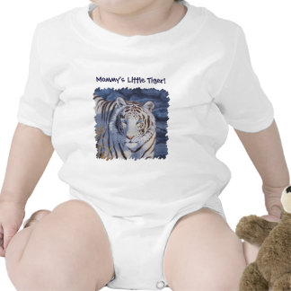 White Tiger Bodysuits
