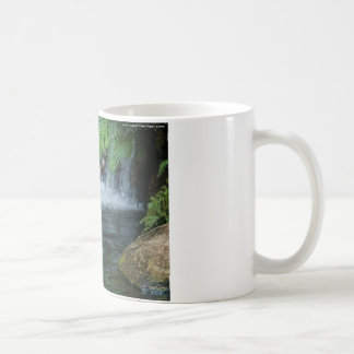 White Tiger Water Coffee Mug