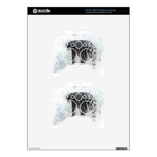White Tiger wild animal Xbox 360 Controller Skin