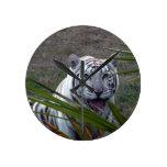 White Tigers 6170e Clock