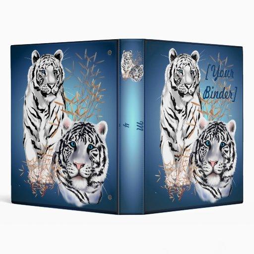 White Tigers  binder_1_back.v4 Binder