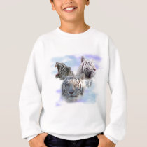 White Tigers Sweatshirt