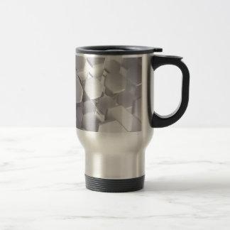 white tiles travel mug