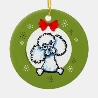 Toy Poodle Ornaments & Keepsake Ornaments | Zazzle
