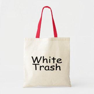 White Trash Budget Tote Bag