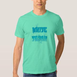 white trash graffiti design  t shirts