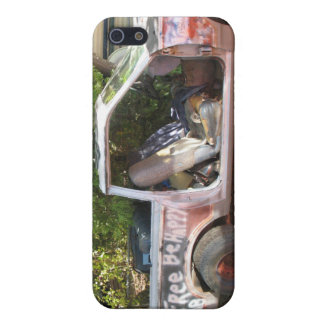 White trash iphone 4 case