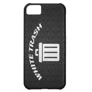 White Trash iPhone 5 Case for Apple iPhone5