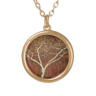 White Tree 2006 Gold Plated Necklace