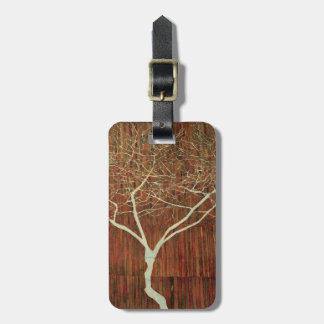 White Tree 2006 Luggage Tag