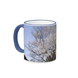 white tree mug