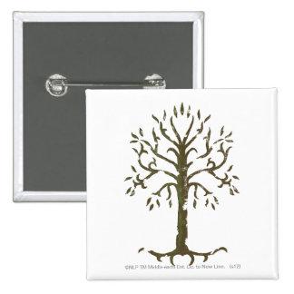 White Tree of Gondor Pin
