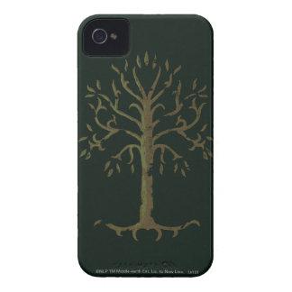 White Tree of Gondor iPhone 4 Case
