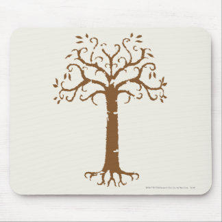 White Tree of Gondor Mousepads