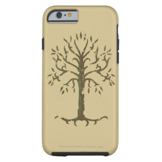 White Tree of Gondor Tough iPhone 6 Case