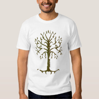 White Tree of Gondor Tshirt