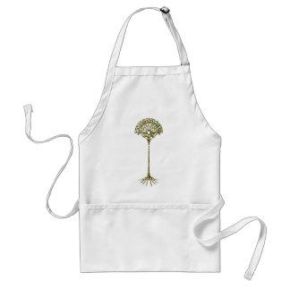 White Tree of Númenor Adult Apron