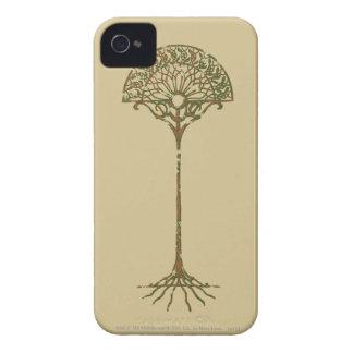 White Tree of Númenor iPhone 4 Case