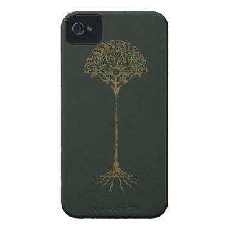 White Tree of Númenor iPhone 4 Case-Mate Case