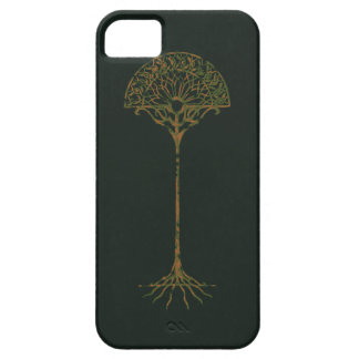 White Tree of Númenor iPhone SE/5/5s Case