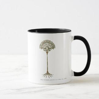 White Tree of Númenor Mug