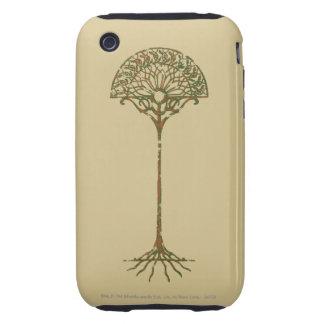 White Tree of Númenor Tough iPhone 3 Case