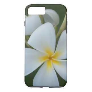 White Tropical Flower From Fiji iPhone 8 Plus/7 Plus Case