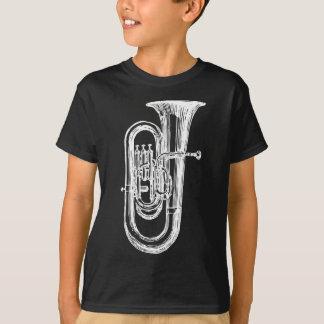 White Tuba T-Shirt