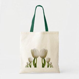 White Tulips Bag