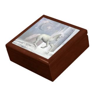 white Unicorn Gift Box