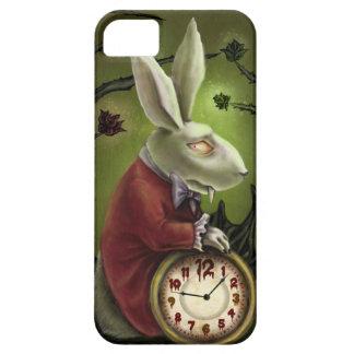 White Vampire Rabbit iPhone 5 Covers